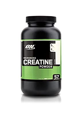 Optimum Nutrition Micronised Creatine Powder, 300 g from OPTIG