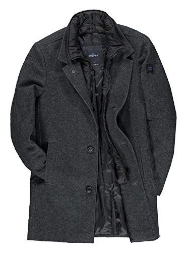 MAYOGO Winter Coat for Men Herren Kapuzen Daunenjacke Herren
