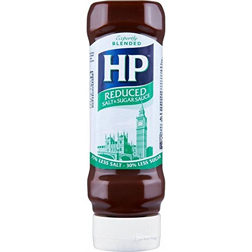 HP Brown Sauce réduit Sel & Sugar (450g) - Paquet de 2
