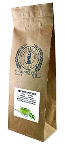 Tee für Raucher 100g von KLOSTER KUR mit Lungenkraut Königskerze Blüten Huflattich