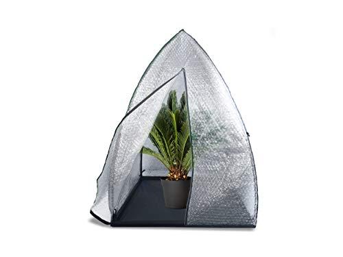 Bio Green Überwinterungszelt, Igloo, klarsicht, 120 x 120 x 180 cm, IGL