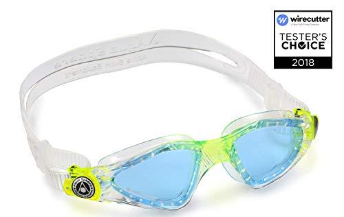 Aqua Sphere Schwimmbrille Kayenne Junior Kinder Taucherbrille transparent klar