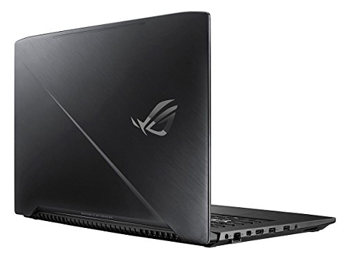 ASUS ROG GL703VD-GC014T 2 8GHz i7-7700HQ 17 3  1920 x 1080pixels Black Notebook