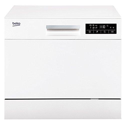 Beko DTC36610W Encimera 6cubiertos A+ lavavajilla