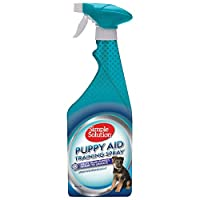 Simple Solution Dog Puppy Aid Behavior Training Spray, Grey, 500 ml