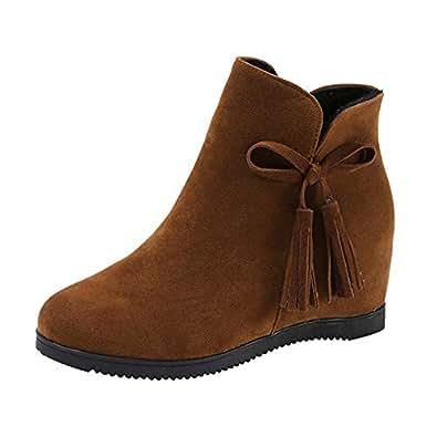 Botte De Pluie Femme❤️Ariat Boots Femme Bottines Chelsea ... d70e7b280b07