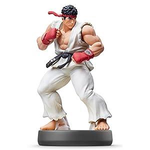 Amiibo Ryu – Super Smash Bros. series Ver. [Wii U][Japanische Importspiele]