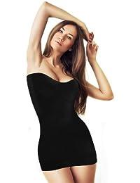 Figurformende Damen-Unterwäsche - Bodyshape Unterkleid - Nahtloses Miederkleid