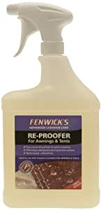 Fenwicks 1813C Awning and Tent Reprooofer, 1 Liter