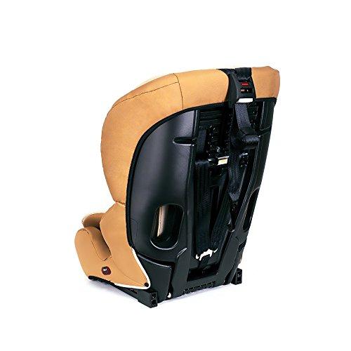Kinderkraft Safetyfix Kinderautositz mit Isofix 9-36 kg Gruppe 1 2 3 Beige - 4