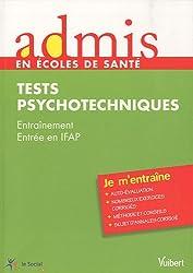 Admis-concours santé, auxiliaire de puériculture, tests psychotechniques, entrainement, entrée en IFAP