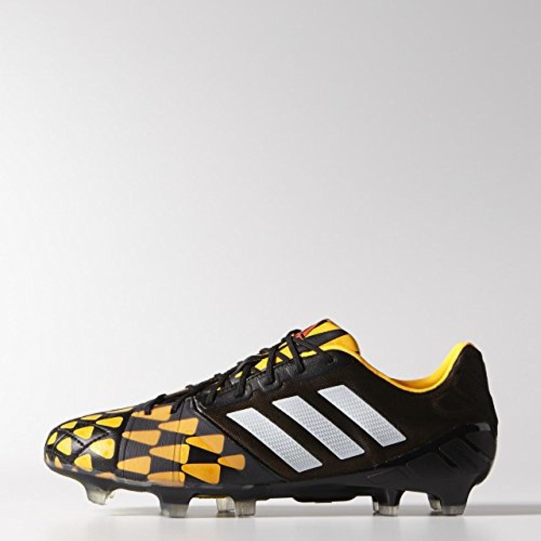 Adidas nitrocharge 1.0 FG M18429 Herren Fußballschuhe Schwarz 46 2/3  Schwarz