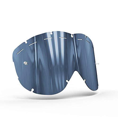 OnyxLenses Spy Optics   Alloy/Targa w/Pins & Vented Sapphire Blau Polarisiert Ersatzscheibe