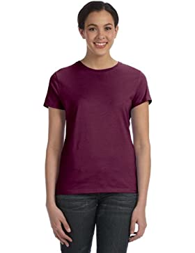 Hanes Ladies nano-t camiseta de algodón