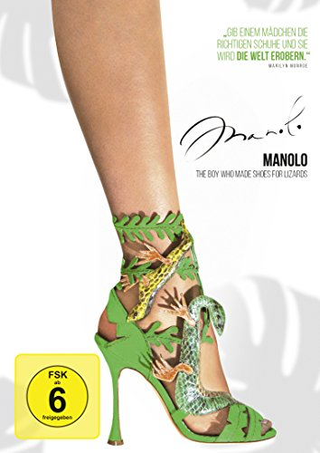 Manolo: The Boy Who Made Shoes for Lizards (Bekleidung Lizard)