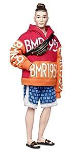 Barbie BMR 1959 Muñeco con Accesorios de Moda, look Moño (Mattel GHT93)