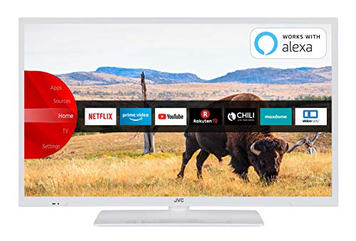 m (32 Zoll) Fernseher (Full HD, Triple-Tuner, Smart TV, Prime Video, Bluetooth) ()