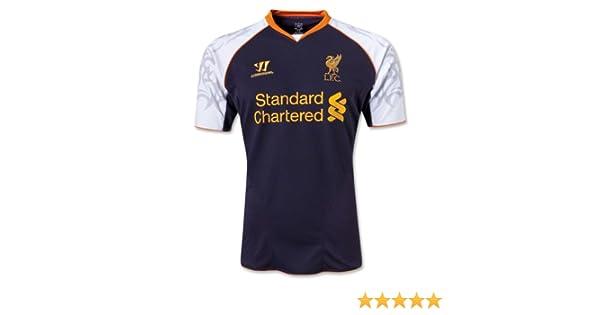 457ef4066 Warrior Liverpool Football Club 3rd Short Sleeve Jersey