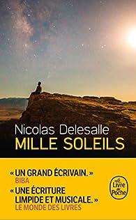 Mille soleils par Nicolas Delesalle