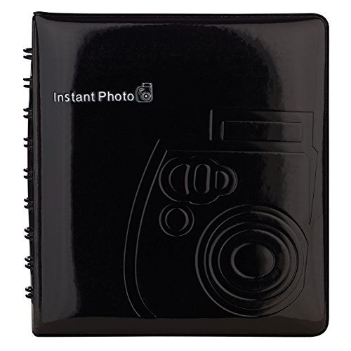 Photo Album Instax Fujifilm (Fujifilm 70100118304 Instax Mini Fotoalbum schwarz)