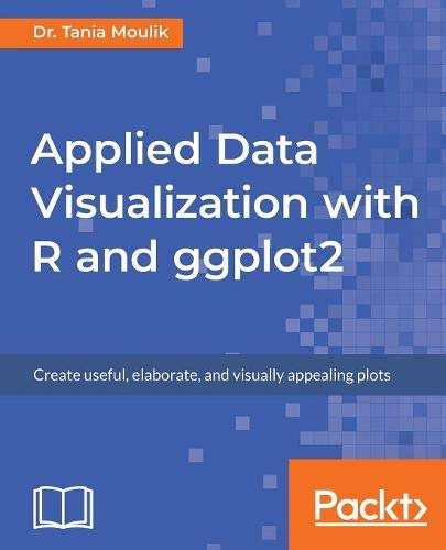 Applied Data Visualization with R and ggplot2 por Dr. Tania Moulik