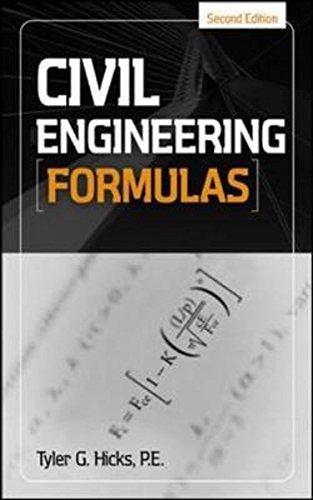 Civil Engineering Formulas (English Edition)
