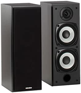 kenwood ls v130 bk enceintes 3 voies audio hifi. Black Bedroom Furniture Sets. Home Design Ideas