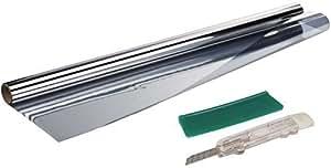 Powerfix ® film autocollant-résiste aux uV, à la chaleur et pare-vue-dimensions : env. 76 x 220 cm