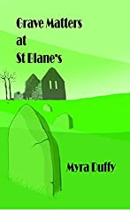 GRAVE MATTERS AT ST BLANE'S (The Isle of Bute Mystery series Book 5)
