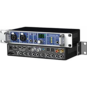 RME - FIREFACE 400, Interface Audio 36 canaux 192 kHz
