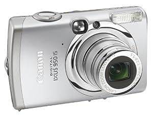 Canon Digital Ixus 950 IS Digitalkamera (8 Megapixel, 4-fach Zoom, 6,4 cm (2,5 Zoll) Display, Bildstabilisator)