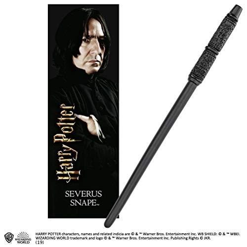 Noble Collection Varita Mágica Severus Snape PVC 30 cm...