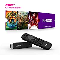 NOW TV Smart Stick with HD & Voice Search with 1 Month Cinema Pass