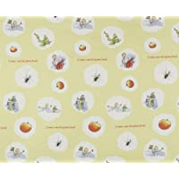 Roald Dahl James And The Giant Peach Fabric Sold By The Metre