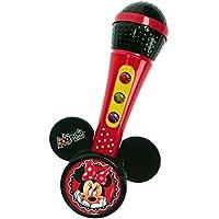Claudio Reig - Micrófono de mano con amplificador y ritmos de juguete(5254)