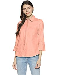 United Colors of Benetton Women's Regular Fit Shirt