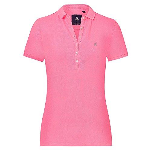 Gaastra - T-shirt - Femme rose fluo