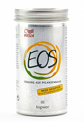 Wella Eos Coloración Vegetal Jenjibre 120G