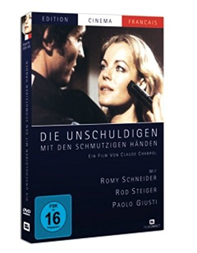 Die Unschuldigen mit den schmutzigen Händen - Edition Cinema Francais Nr. 02 (Mediabook)