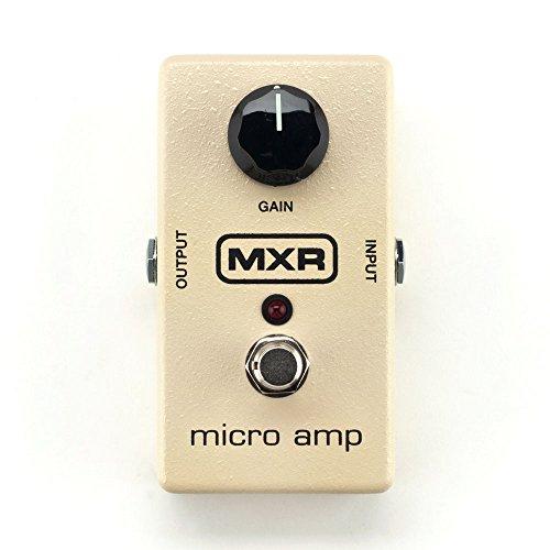 MXR - Préamplificateurs pour guitares...