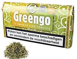 Greengo Smoking Mix/Herbal 30g