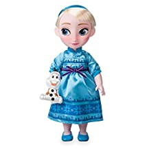 Disney Official Store Frozen Elsa Animator Collection Doll 39cm Tall
