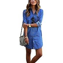 Suchergebnis auf f r jeansjacke damen lang for Jeanshemd damen lang