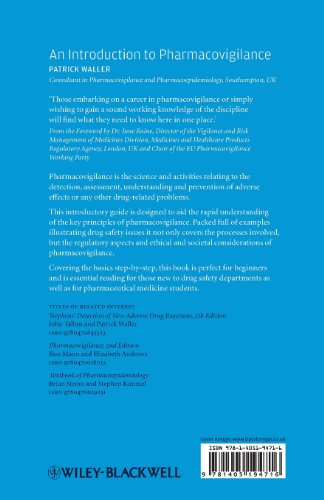 Introduction Pharmacovigilance