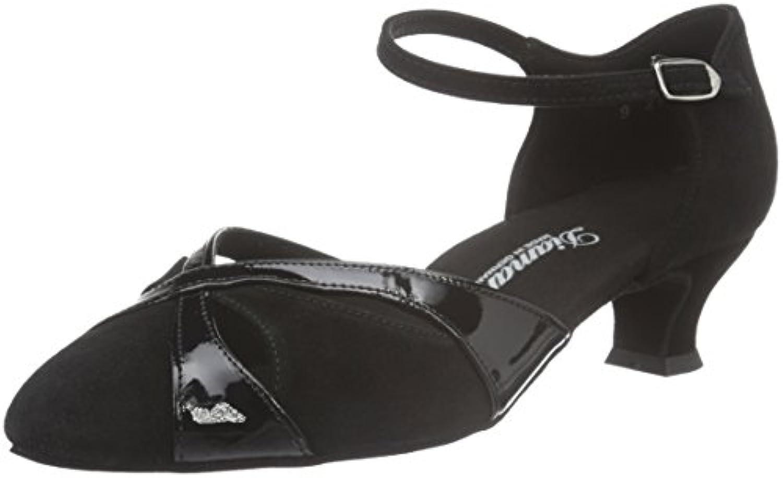 Diamant Damen Chaussures Tanzschuhe 142-014-008, Chaussures Damen de Danse de Salon Femme ab0b92