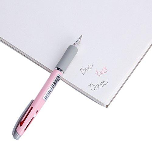 tifunktions-Mechanikstifte 2 in 1 Stift Schülerbrunnen Neu 2 Farben Pink ()