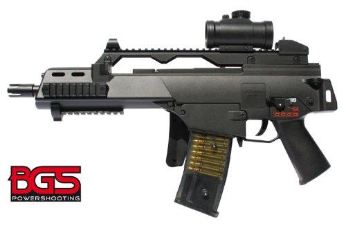 Pekl Ray - Elektrisches Softair Gewehr M85 mit 40 Schuss Magazin
