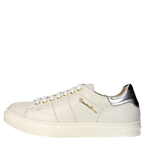 Braccialini B7 Sneakers Donna Pelle BEIGE BEIGE 38
