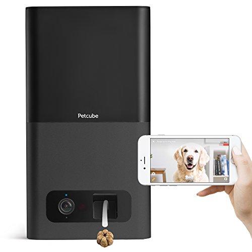 Petcube Bites, une caméra vidéo interactive avec un distributeur de...