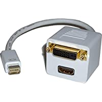 Duplicator Cable miniDVI passive-D Male to DVI and HDMI preiswert